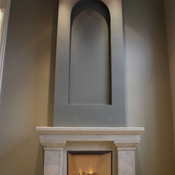 Fireplaces Find Gas Electric Wood And Wall Mounted