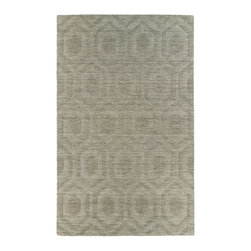 """Kaleen - Kaleen Imprints Modern Collection Ipm01-82 2'6""""X8' Lt. Brown - Imprints Modern, where textiles meet fashion. Modern textile designs and todays hottest colors combine to meet the new evolution of this beautiful collection. Straight off the runway and into your home each rug is handmade in India of 100% Virgin Wool."""