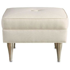 Currey and Company Diva Ottoman
