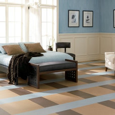 Contemporary Floors by Paul Anater