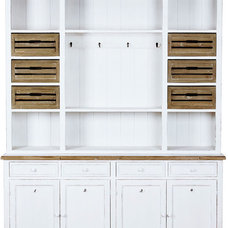 Contemporary Dressers by Butlers