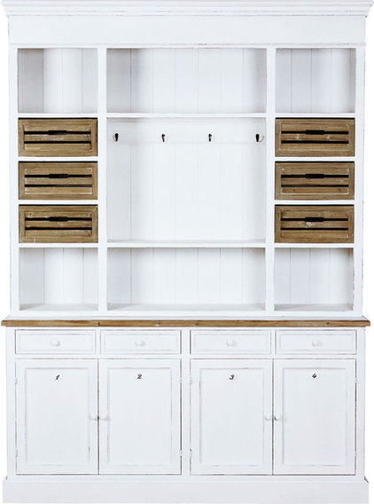contemporary dressers chests and bedroom armoires by Butlers