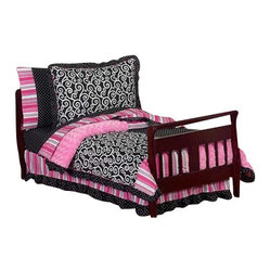 Madison Toddler Bedding Set (5 Pc.)