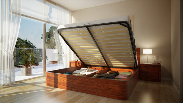 Contemporary Beds by CondoBed Company
