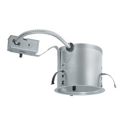 "Juno Lighting - IC21R 6"" IC Rated Remodel Shallow Incandescent Housing - 6"" IC Rated Remodel Shallow Incandescent Housing"