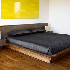 Modern Beds by FININD Design