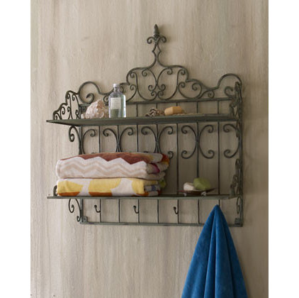 Traditional Wall Shelves by Horchow