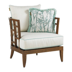 Tommy Bahama Outdoor - Tommy Bahama Outdoor Ocean Club Resort Lounge Chair - Oceans Club Resort Collection