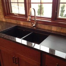 traditional kitchen sinks by Vella Bath & Kitchen, Inc.
