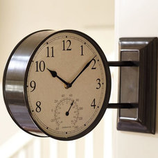 Traditional Clocks by Pottery Barn