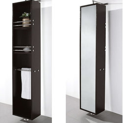 Wyndham Collection April Rotating Cabinet WC-V202-ESP -