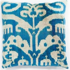 eclectic pillows by Lulu & Georgia