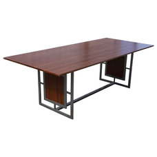 Traditional Dining Tables by Mortise & Tenon Custom Furniture Store