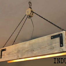 Industrial Pendant Lighting by Sueno Furniture & Accessories