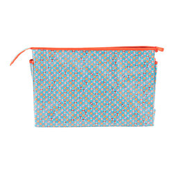 Petit Pan - Ginkgo Wash Bag, Okiko - Ready to jump on that plane? Toss your essentials into this stylish wash bag and be the envy of the person at the sink next to you. Happy travels!