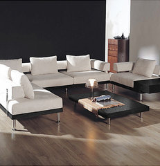 modern sectional sofas by Overstock