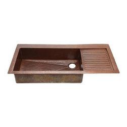 SoLuna Copper Standard with Drainboard -