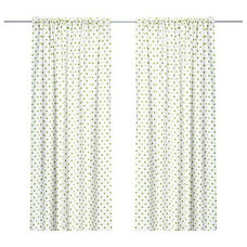 Modern Curtains by IKEA