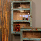 Eclectic Medicine Cabinets -