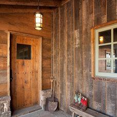 Traditional Front Doors by Masterpiece Millwork & Door