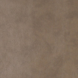 P2275-Sample - Recycled leather is a sustainable environmentally friendly alternative to leather and pvc. Recycled leather looks and feels like genuine leather, but is sold by the yard and easier to maintain. The backing of this pattern is a blend of genuine leather, and results in a soft and durable leather alternative. There are several grades of recycled leather materials, ours are top grade. This material is cleanable with mild soap and water.