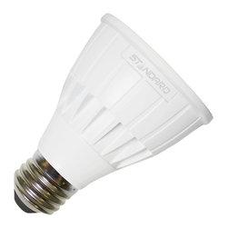 Standard Products - Standard 62478 - 8W PAR20 Flood LED Neutral White, Dimmable - Standard 62478, LEDPAR20/8W/FL/30K. Replaces 50W PAR20. Energy Star Qualified.