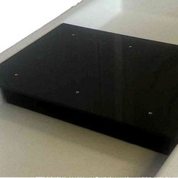 Chillin Products - Little Chiller Insert - 10IN0309 - Shop for Buffets and Side Boards from Hayneedle.com! Provide a level surface for serving or display in your Little Chiller Party Table with the Little Chiller Insert. This insert piece covers a third of the table's surface area raising it up to the rim. This square piece is from a high-density polyethylene and comes in your choice of either black or white to seamlessly match your table (color options subject to availability). The kit can also be used with the 2/3 depth extension kit to run the length of the entire table. Unit weighs only 10 lbs.About Chillin Products Inc Keeping food fresh and the party going is what Chillin Products are all about. The whole movement got started back in 1994 when Mike and Sharon Pote an honest hardworking Illinois couple hosted their own backyard barbeque and ran out of room in their refrigerator. Rather than letting their friends' and neighbors' contributions to the banquet ruin Mike got clever and engineered the first ever Little Chiller Party Table. With party food and drink finally on display and properly cooled word started to spread. Acknowledging the demand Mike and Sharon went into business and today make the coolest food and drink preserving products for any festivity.