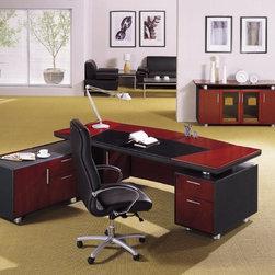Palm Springs SCALA Executive Desks -