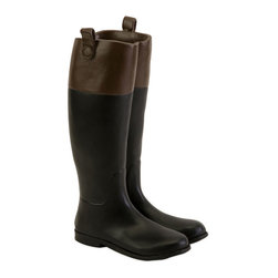 #N/A - Hayford Riding Boot Vase - Hayford Riding Boot Vase. Fun and unique addition to your house, this is a riding boot vase, different from anything else you can find.