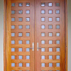 contemporary front doors by Doors by Decora