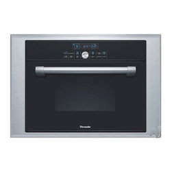 Single Combination Steam/Convection Wall Oven - A steam oven will add a whole new dimension to a cooks ability to cook delicious, healthy foods. A steam oven is a great addition to a well appointed kitchen.