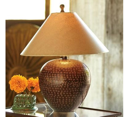 Contemporary Table Lamps by Sundance Catalog