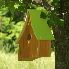 Contemporary Birdhouses by Etsy