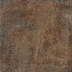 Marca Corona - Reaction Brown - Reaction, a full-body porcelain line, springs from the combination of art and material, and perfectly fits metropolitan interiors bringing a sign of unmistakable style to be lived in day to day.