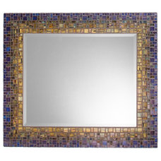 Traditional Wall Mirrors by Opus Mosaics