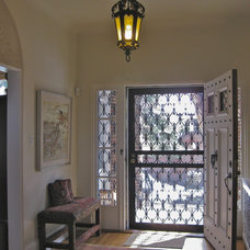 Traditional Entry by Nadia Watts Interior Design