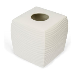 Kassatex Mojave Collection Tissue Holder