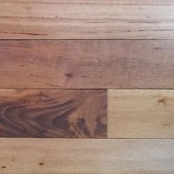 Torowood - Torowood Brazilian Tigerwood KOA - Torowood is an excellent choice when considering the best types of hardwood flooring for your needs.