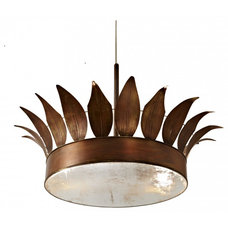 Eclectic Ceiling Lighting by Stray Dog Designs