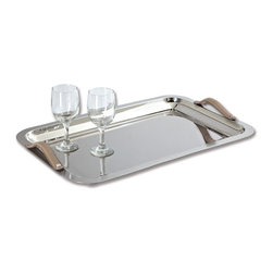 Riado - Alpine Serving Tray - Our products are handcrafted using high quality materials. Slight variations and imperfections are expected and are the inherent beauty of these items.