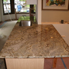 Kitchen Countertops by Granite Works Countertops