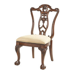 Antebellum Ball and Claw Chair