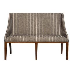 Vanguard Furniture - Vanguard Furniture Ithaca Settee 9706-SE - Vanguard Furniture Ithaca Settee 9706-SE