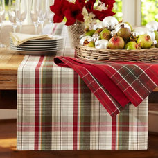 Traditional Table Runners by Pottery Barn
