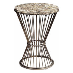 Cascade Round Chairside Table -