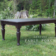 Farmhouse Dining Tables by Fable Porch Furniture