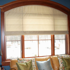 Window Treatments by Potter Custom Interiors, Inc