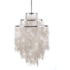 Eclectic Pendant Lighting by Design Within Reach