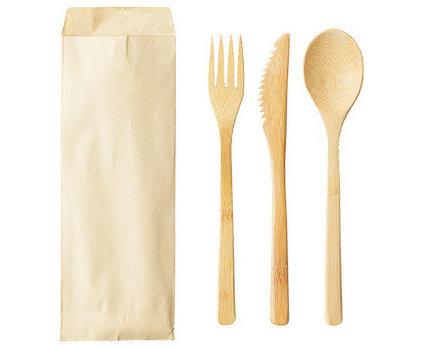 Contemporary Flatware by PaperlessKitchen