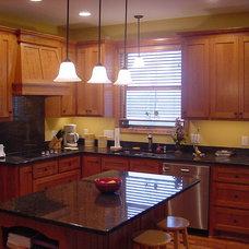 Traditional Kitchen by Modern Design LLC